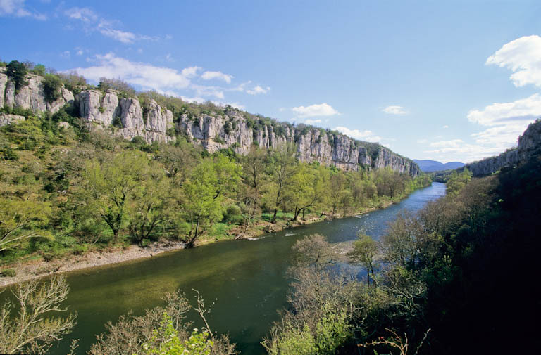 Ardèche - Le défilé de Ruoms