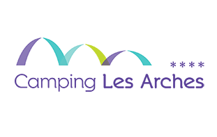 logo camping les arches
